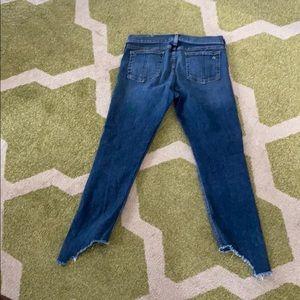 Women size 29 Rag & Bone Capri jeans